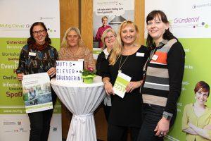 Die Frauen hinter der Kampagne // mit freundlicher Genehmigung vom Kreis Recklinghausen