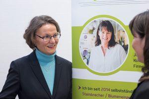 Ministerin Scharrenbach